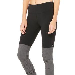 Alo Yoga Urban Moto Sweatpant in Black